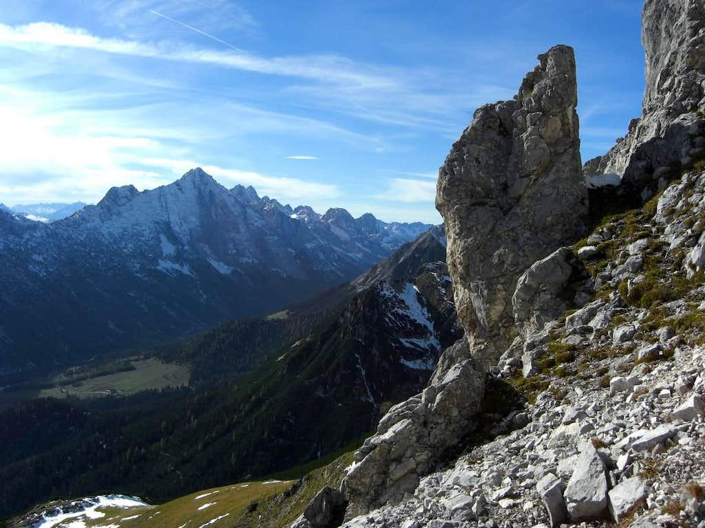 Gehrenspitze (Wetterstein range)