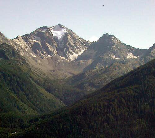 View from Challancin (La...