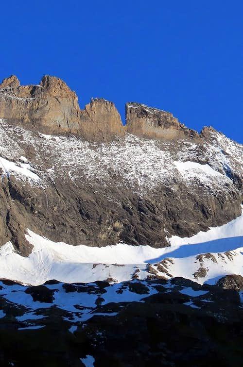 Molaires Glacier