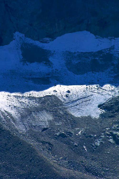 Punta Fiorio Glacier