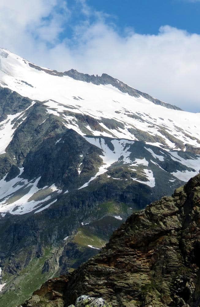 Mont Gelè Glacier