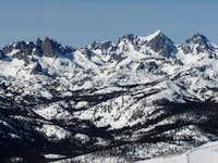 Clyde Minaret, Mt. Ritter,...
