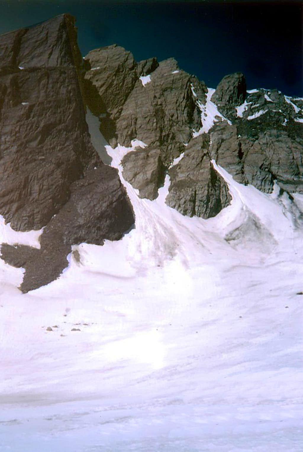 Des Bosses Glacier