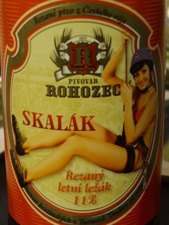 Skalak Rohozec - best sticker ever !