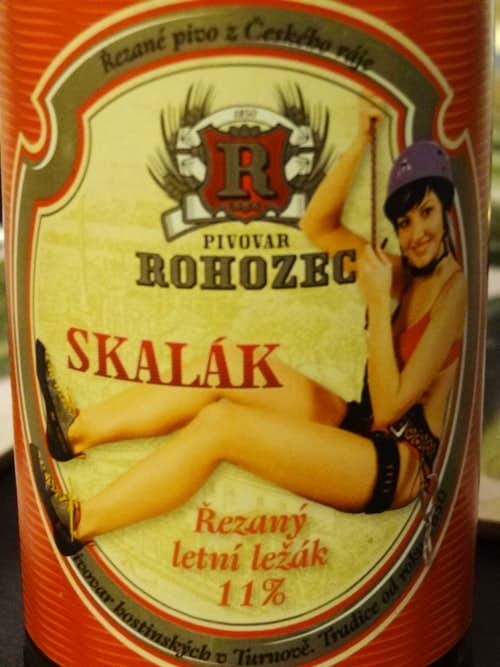 Skalak Rohozec - best sticker ever !