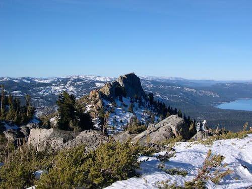 Rubicon Peak Summit