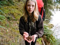 Kaycee and the Toad-North Fork Quinault