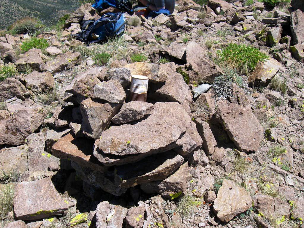 Summit Mountain summit