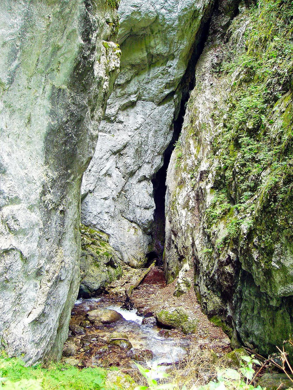 Infernaccio Canyon
