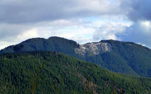 Littler Pilchuck from 'Scotty Hill'