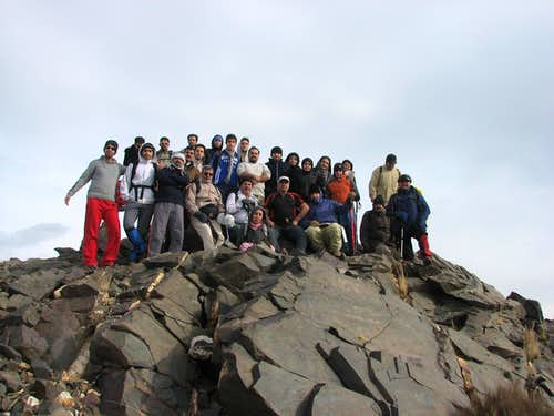Chaman Summit