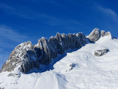 Fusshörner ridge