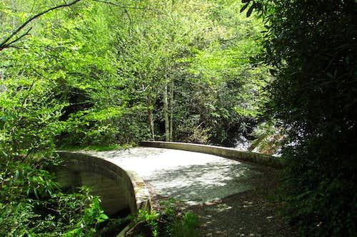 Flat Laurel Creek Bridge