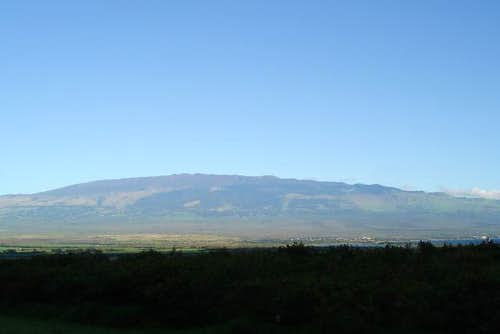 This is Haleakala from the...