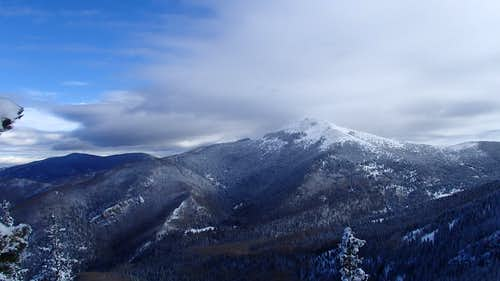 Rio Nambé Backcountry Skiing