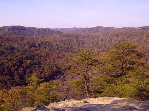 Courthouse Rock Summit