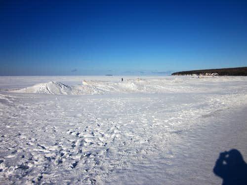 A Stroll across Lake Superior