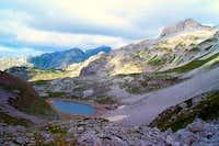 Liqeni madhe, largest of the...