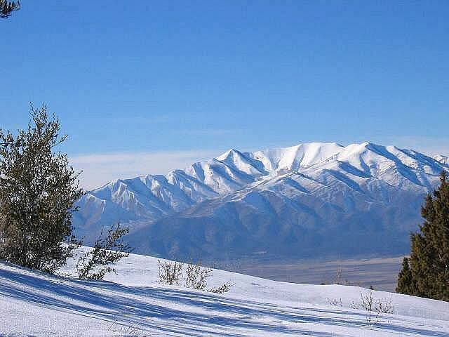 Flat Top Mtn as seen from...