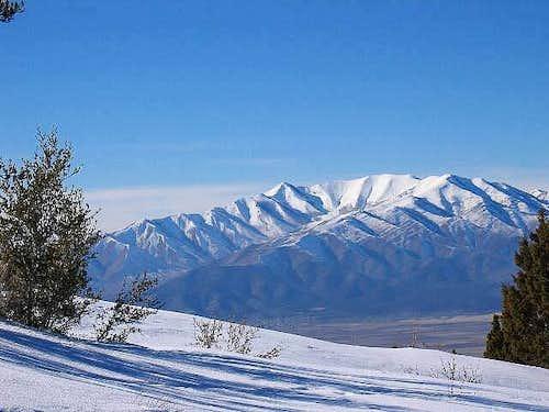 Flat Top Mountain (UT)