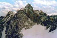 Mount Helen from Split.