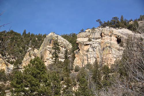 East Animas Climbing Area