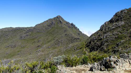 Cerro Chirripo Single Day