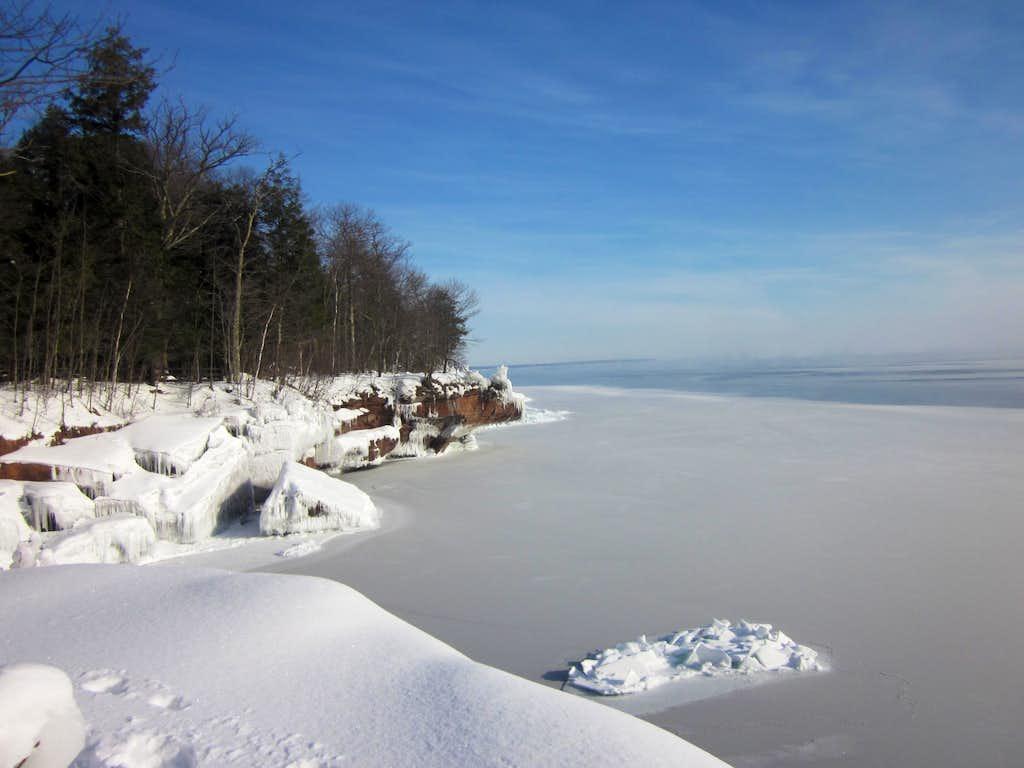 Icy Serenity