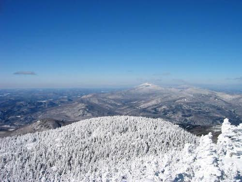 Mt. Mansfield as seen from...
