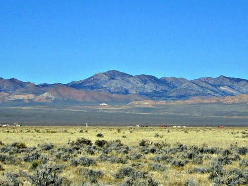 Portuguese Mountain (NV)