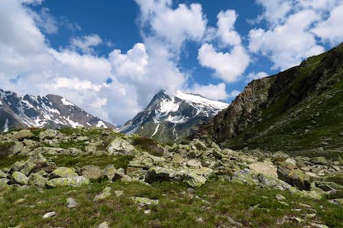 AOSTA VALLEY Northern Orographic