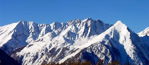 From left: Monte Belleface...