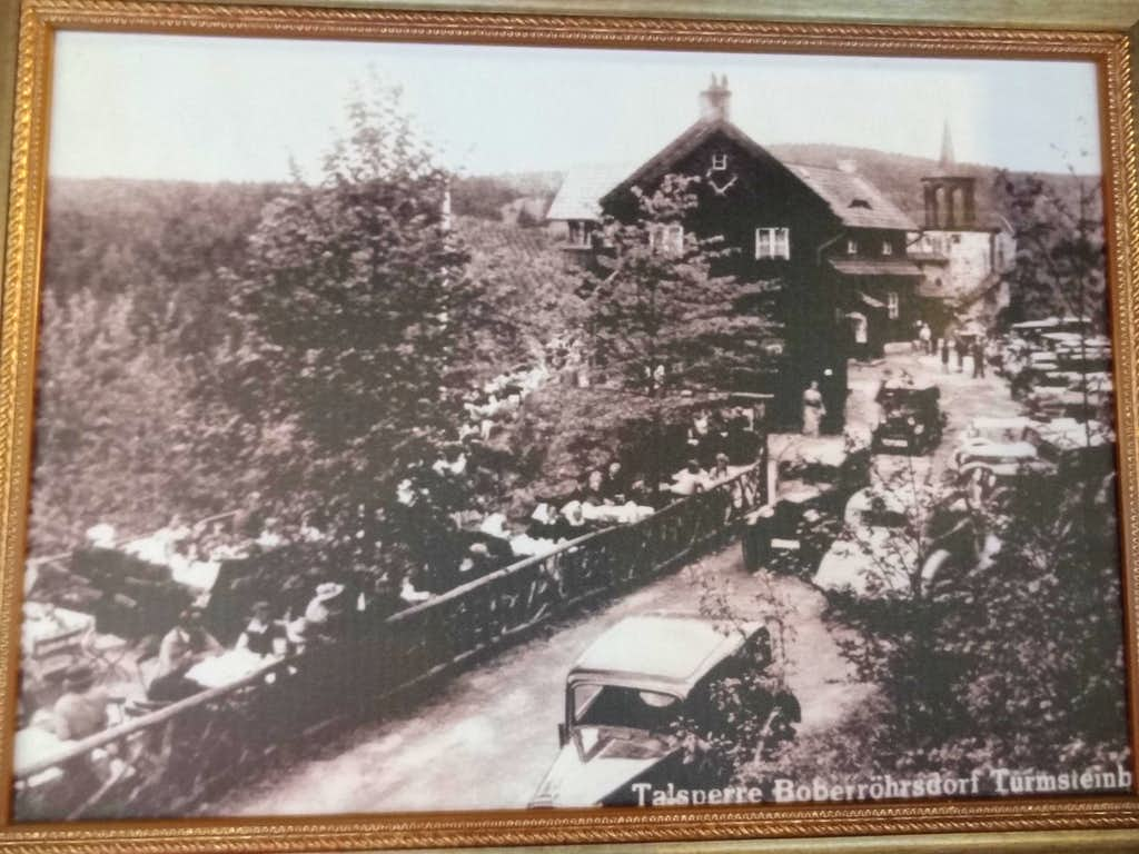 Turmsteinbaude (Perla Zachodu) before WW2