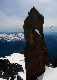Biggus Diccus, Lincoln Peak