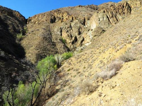 Willett Hot Springs Canyon