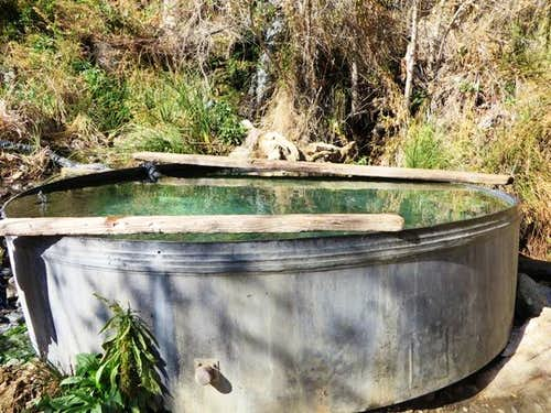 Willett Hot Springs