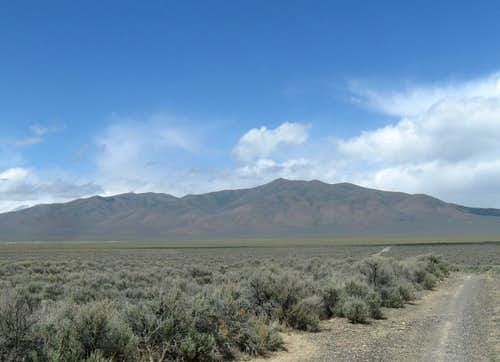 Bald Mountain - Lander County (NV)