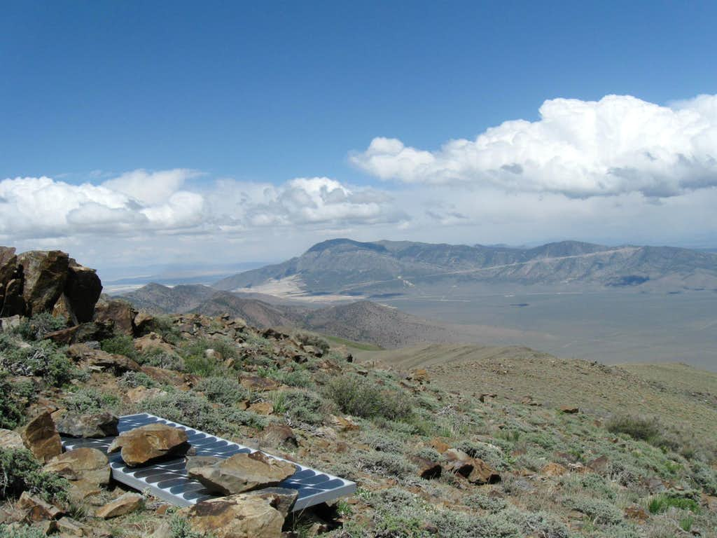Tenabo Peak