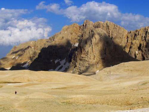the high plateau of Ala...