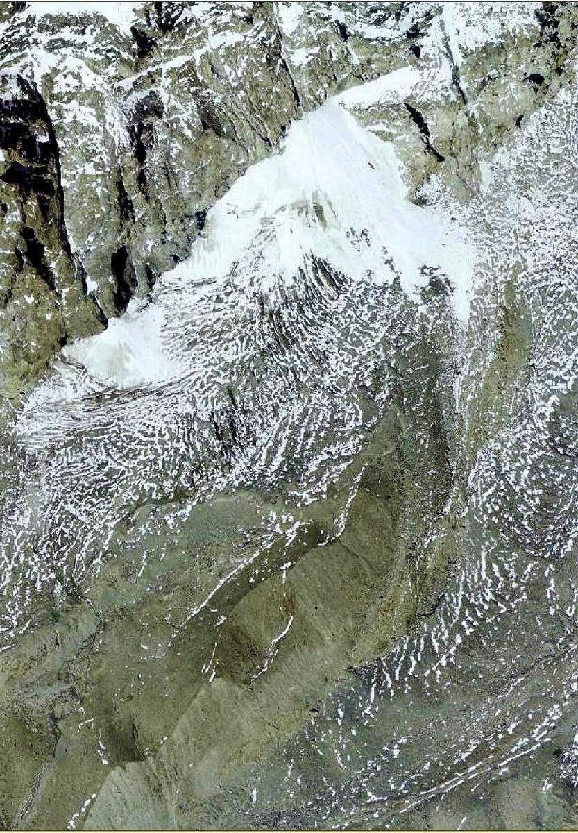 Cervino Glacier