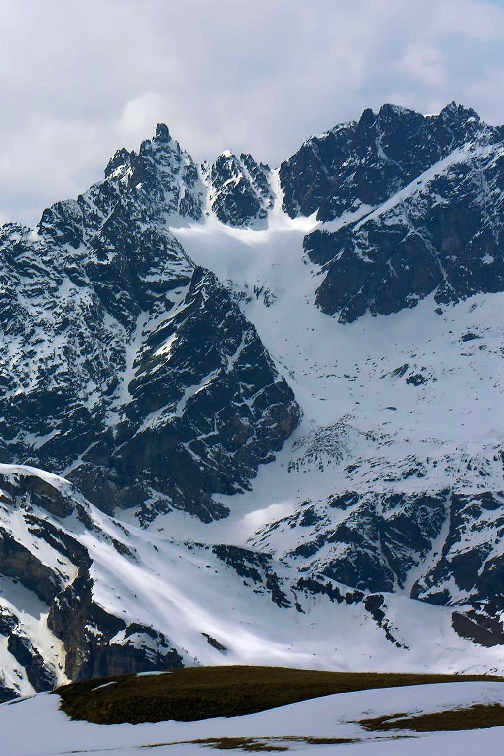 Roisette Glacier