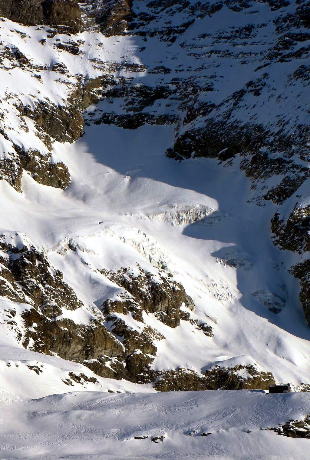 Leone Glacier