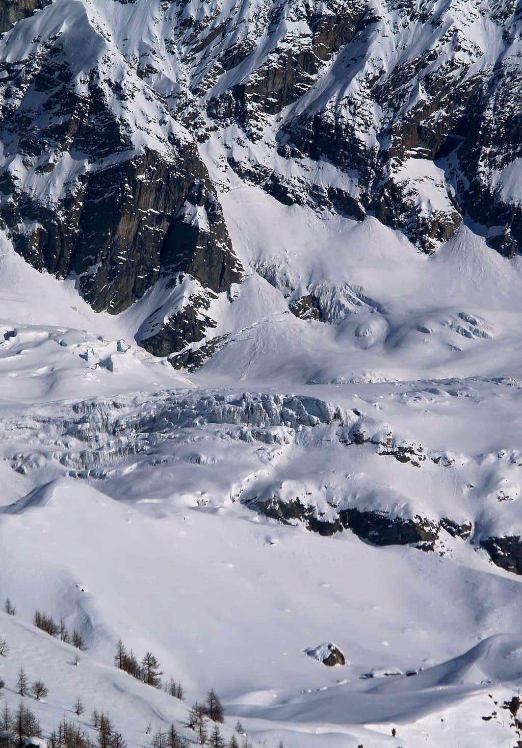 Cherillon Glacier