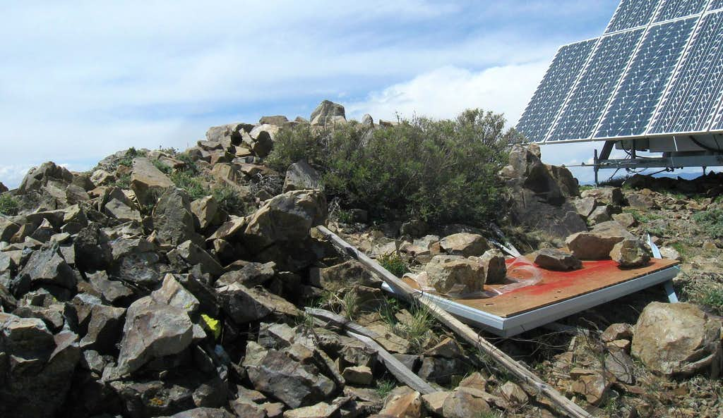 Bald Mountain (NV) Lander