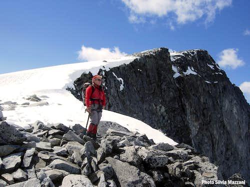Galdhøpiggen North Face