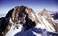 E)- AOSTA VALLEY in SUMMITS: MOUNT ROSA or ROIZA\' - LEFT SIDE Fifth Part