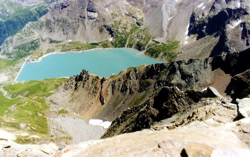 H)- Southern RANGES From Basei to Ceresole Dam 1998