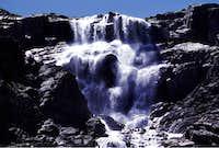 Parker Creek Waterfall