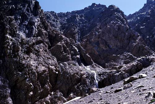 The Scree Slopes