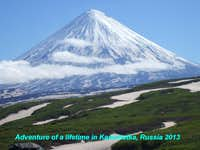Adventure of a lifetime in Kamchatka, Russia
